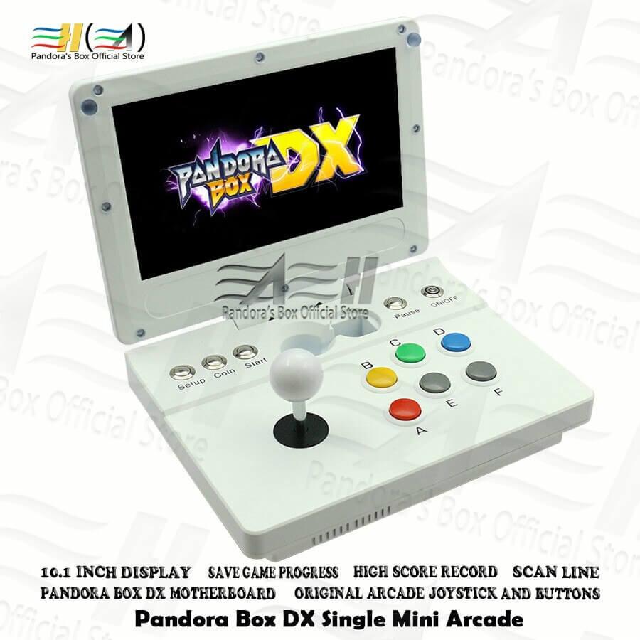 Pandora DX 3000 In 1 Pandora's Box DX MINI Foldable Portable