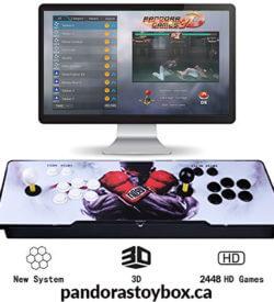 pandora game portable