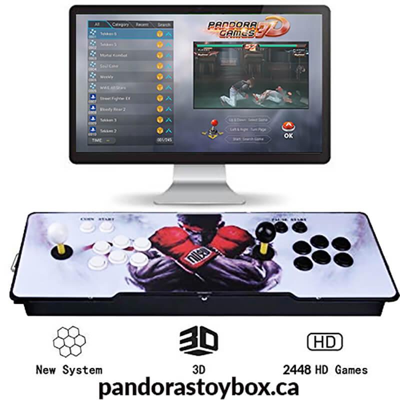 pandora 9s